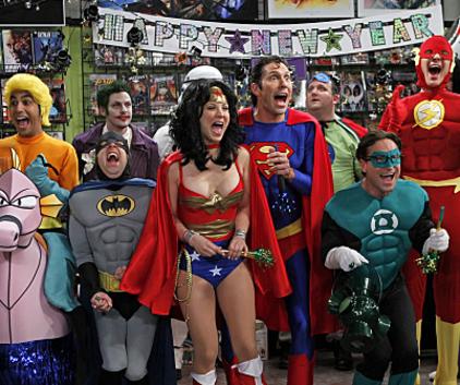 Watch The Big Bang Theory Season 4 Episode 11