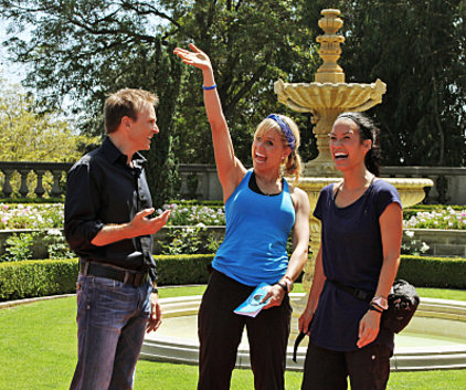 Watch The Amazing Race Season 17 Episode 12
