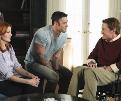 Watch Desperate Housewives Season 7 Episode 11