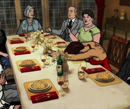 Watch Archer Season 1 Episode 4