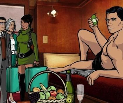 Watch Archer Season 1 Episode 7