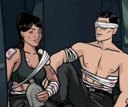 Watch Archer Season 1 Episode 8