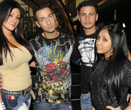 Watch Jersey Shore Season 3 Episode 1
