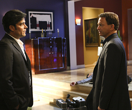 Watch CSI: NY Season 7 Episode 12