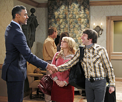 Watch The Big Bang Theory Season 4 Episode 13