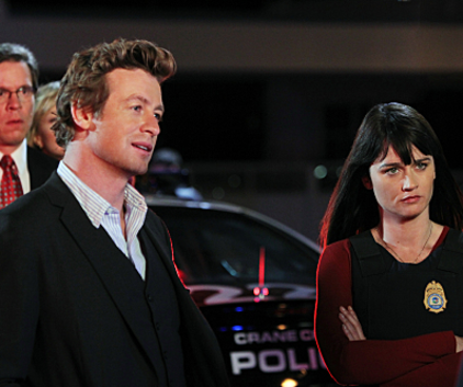 Watch The Mentalist Season 3 Episode 13