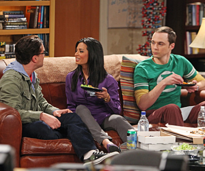 Watch The Big Bang Theory Season 4 Episode 16