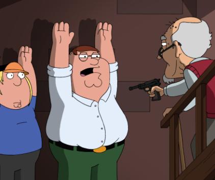 Watch Family Guy Season 9 Episode 11