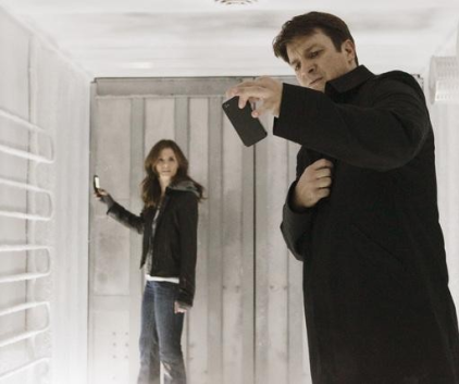 Watch Castle Season 3 Episode 17