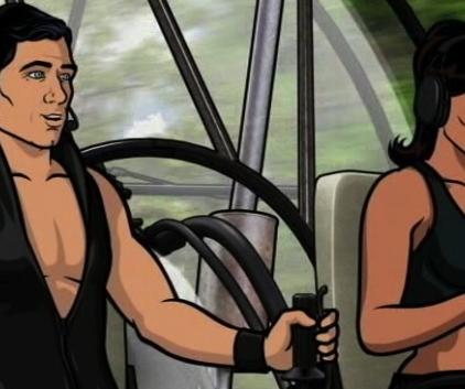 Watch Archer Season 2 Episode 4