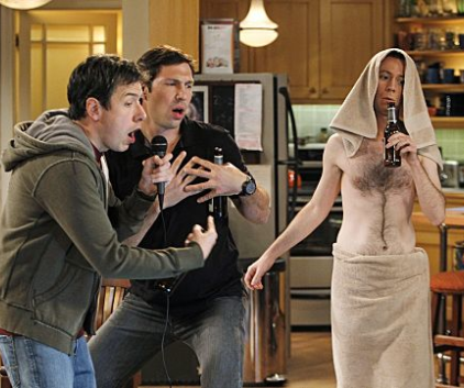 Watch The Big Bang Theory Season 4 Episode 17
