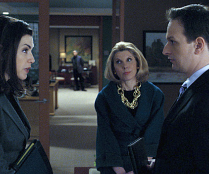 Watch The Good Wife Season 2 Episode 16