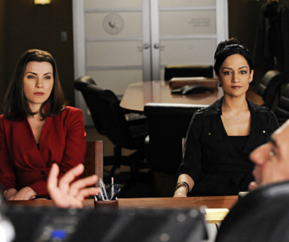 Watch The Good Wife Season 2 Episode 17