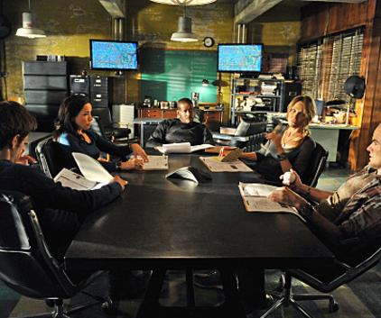 Watch Criminal Minds: Suspect Behavior Season 1 Episode 4