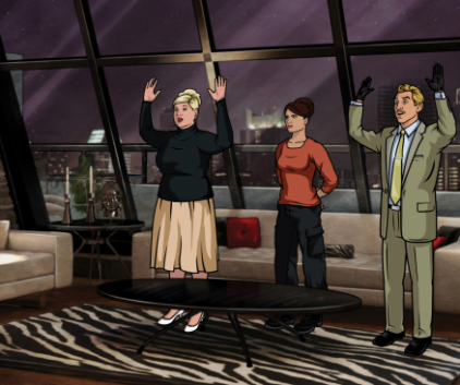 Watch Archer Season 2 Episode 7