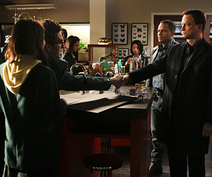 Watch CSI: NY Season 7 Episode 17