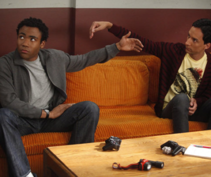 Watch Community Season 2 Episode 18
