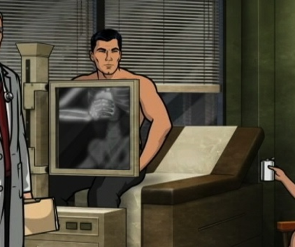 Watch Archer Season 2 Episode 8