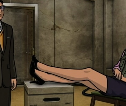 Watch Archer Season 2 Episode 10