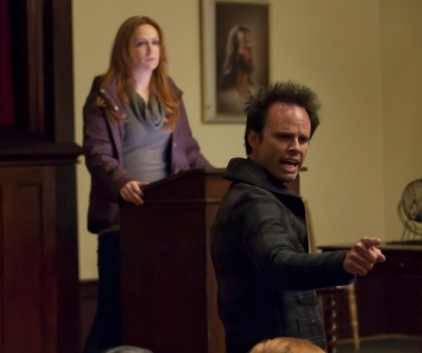 Watch Justified Season 2 Episode 8