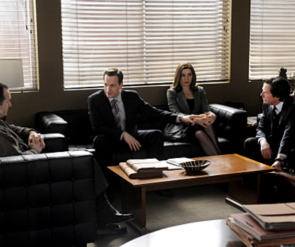 Watch The Good Wife Season 2 Episode 19