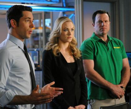 Watch Chuck Season 4 Episode 20