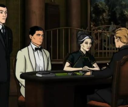 Watch Archer Season 2 Episode 11