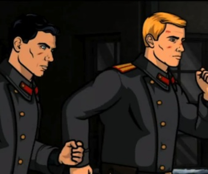 Watch Archer Season 2 Episode 12