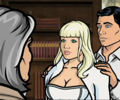 Watch Archer Season 2 Episode 13