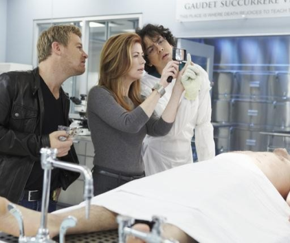Watch Body of Proof Season 1 Episode 7