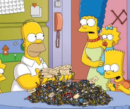 Watch The Simpsons Season 22 Episode 21