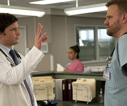 Watch Nurse Jackie Season 3 Episode 8