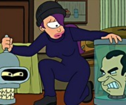 Watch Futurama Season 2 Episode 7