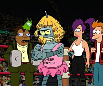 Watch Futurama Season 2 Episode 12