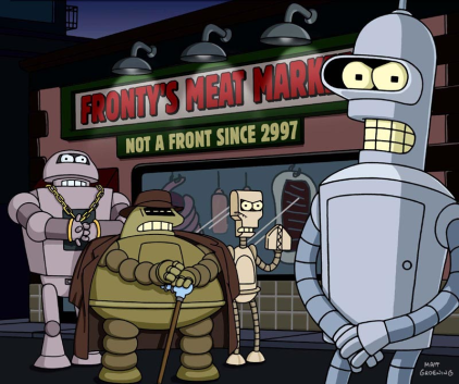 Watch Futurama Season 2 Episode 17