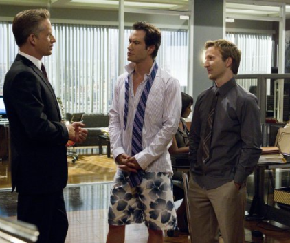 Watch Franklin & Bash Season 1 Episode 2