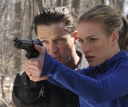 Watch Covert Affairs Season 2 Episode 3