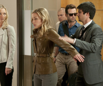 Watch Covert Affairs Season 2 Episode 8
