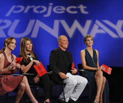 Watch Project Runway Season 9 Episode 1