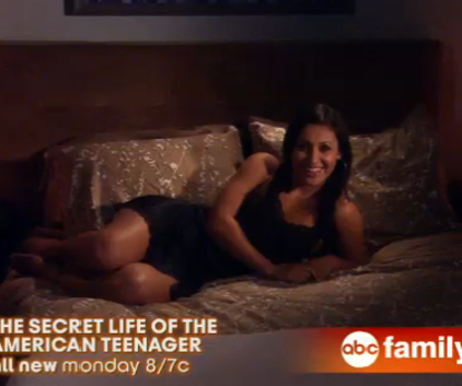 Watch The Secret Life of the American Teenager Season 4 Episode 8