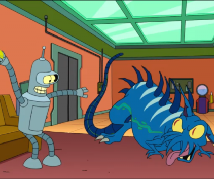 Watch Futurama Season 8 Episode 9