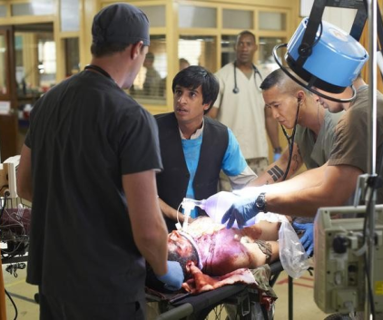 Watch Combat Hospital Season 1 Episode 9