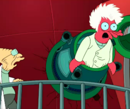 Watch Futurama Season 8 Episode 10