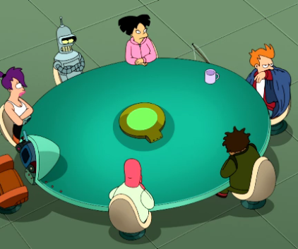 Watch Futurama Season 8 Episode 11