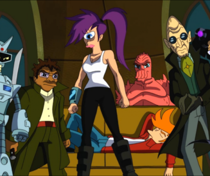 Watch Futurama Season 8 Episode 13