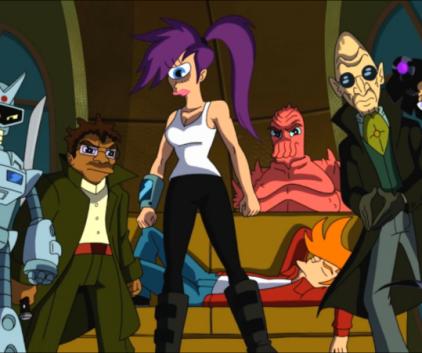 Watch Futurama Season 8 Episode 13