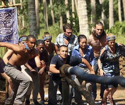 Watch Survivor Season 23 Episode 1