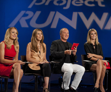 Watch Project Runway Season 9 Episode 8