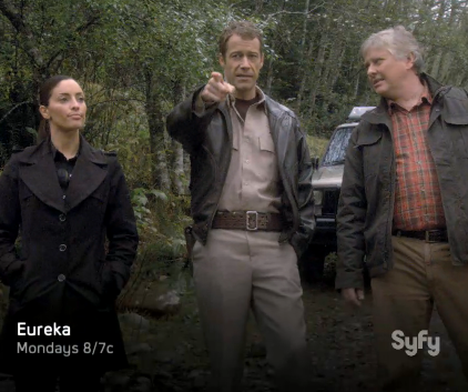 Watch Eureka Season 4 Episode 20