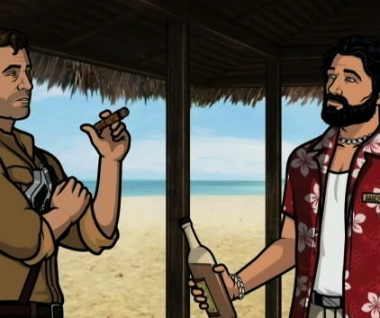 Watch Archer Season 3 Episode 1